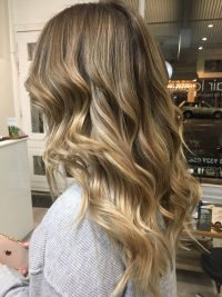 Eros Hair Lounge Balayage